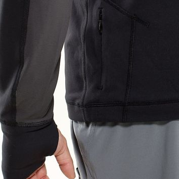 velocity 1/4 zip | men's tops | lululemon athletica