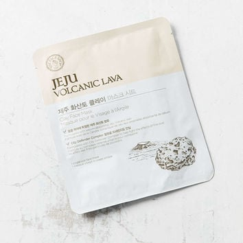 The Face Shop Jeju Volcanic Lava Clay Face Mask - Urban Outfitters