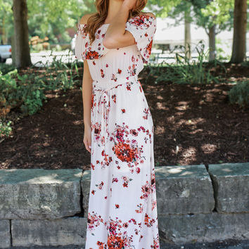 Wildflower Dance Maxi Dress