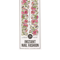 NCLA Collection Nail Wraps in Downtown Resort