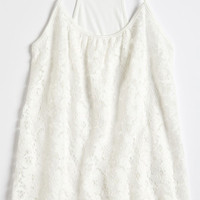Soprano Lace Tank Top (Big Girls) | Nordstrom