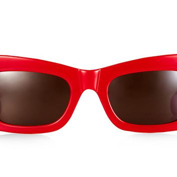 Pared Eyewear Bec & Bridge X Pared Petite Amour in Red
