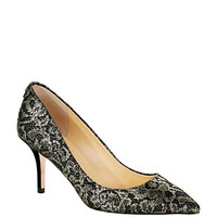 Ivanka Trump Natalie 4 Leather Pumps