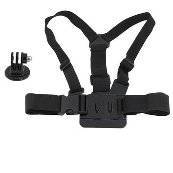 GoPro Accessories Chest Mount Harness Chesty Strap for  Xiaomi Yi  HD Go Pro hero 3 4 SJCAM SJ4000 EKen h9 Camera Accessories