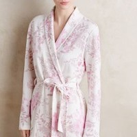 Eloise Terrace Robe in Rose Size: