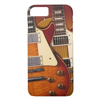 Vintage Guitar iPhone 8/7 Case