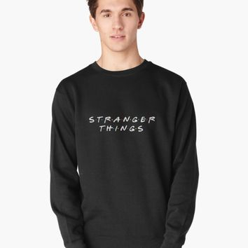 'Stranger Things - FRIENDS LOGO ' T-Shirt by babsleon
