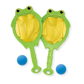 Melissa & Doug® Froggy Toss & Catch Net and Ball