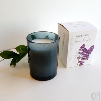 Welcome Calm Roman Lavender Candle - Omoi Zakka Shop