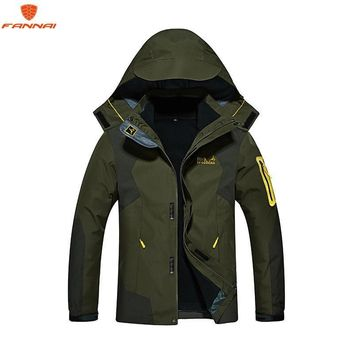 Trendy Winter jacket men 2018 Brand Casual Men s Jackets And Coats Thick Parka Men Outwear L-5XL 6XL 7XL 8XL Jacket Male Clothing AT_94_13