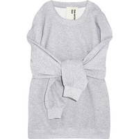 + Slow and Steady Wins the Race cotton-blend top