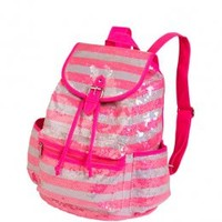 Small Sequin Stripe Rucksack | Totes & Duffles | Bags & Totes | Shop Justice