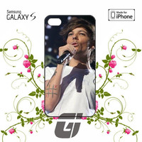 Louis Tomlinson Design for iphone, ipod touch and samsung galaxy case