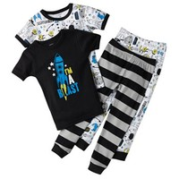 Carter's Outer Space Pajama Set - Baby