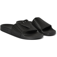 Raf Simons - + Adidas Adilette Rubber Pool Slides | MR PORTER