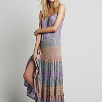 FP Beach Womens Lotus Maxi Dress