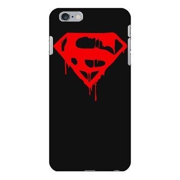 dripping blood superman iPhone 6 Plus/6s Plus Case