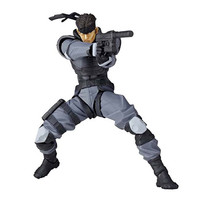 Metal Gear Solid REVOLTECH Mini : Solid Snake