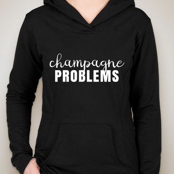 "Nick Jonas ""Champagne Problems"" Unisex Adult Hoodie Sweatshirt"