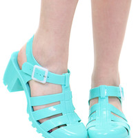 AQUA JELLY SANDAL