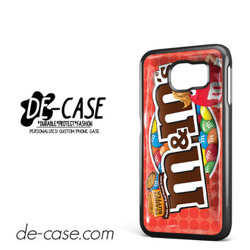M & M Red DEAL-6751 Samsung Phonecase Cover For Samsung Galaxy S6 / S6 Edge / S6 Edge Plus