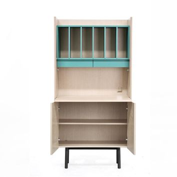 Multifunction 16.5'' Wide Bookcase