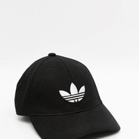 adidas Originals | adidas Originals Trefoil Cap In Black at ASOS