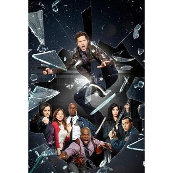 Brooklyn 99 Mini poster 11inx17in