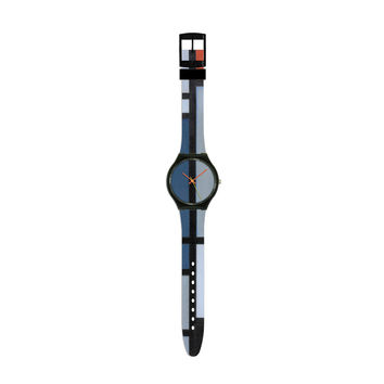 So into this design on Fab! Mondrian Watch #FabForAll