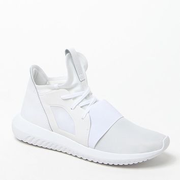adidas Tubular Defiant High-Top Sneakers - Womens Shoes - White