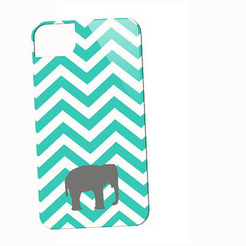 Elephant Ride  Custom Cell Phone Case by VintPrintShop on Etsy