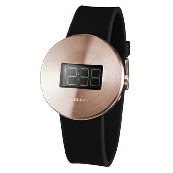Circular Slim Rose Gold Watch