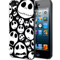 jack skellington nightmare before chrismas Samsung Galaxy S3 S4 S5 Note 3 , iPhone 4 5 5c 6 Plus , iPod 4 5 case, HtC One M7 M8