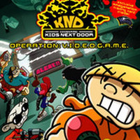 Codename: Kids Next Door -- Operation: V.I.D.E.O.G.A.M.E. (Microsoft Xbox, 2005)