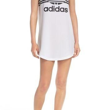 adidas Originals 'Inked' Trefoil Tank Dress | Nordstrom