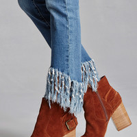 Sbicca Suede Booties