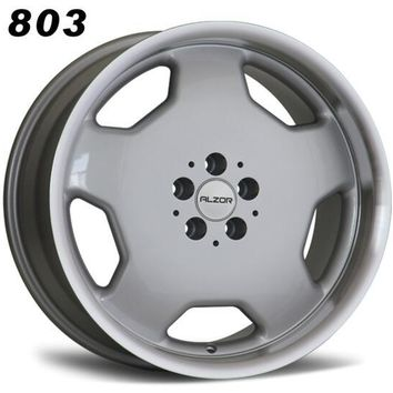 18x8.5 18x9.5  5x112 Car Aluminum Alloy Rims fit for Mercedes-Benz C CLASS E CLASS