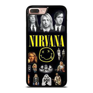 NIRVANA iPhone 8 Plus Case Cover