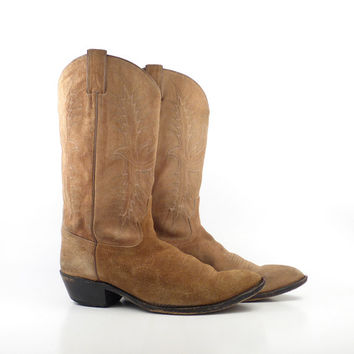 89fba10f6d5 Best Suede Cowboy Boots Products on Wanelo