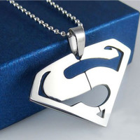 [Free Today] Superheroes Pendant Necklace