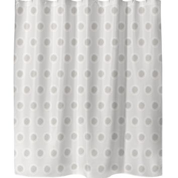 BRIANNA IVORY Shower Curtain By Terri Ellis