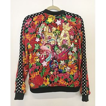 NEW Circo de Luz Bomber Jacket