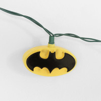 Batman String Lights - Urban Outfitters