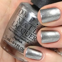 OPI Nail Polish - HAVEN'T THE FOGGIEST - San Francisco Autumn 2013 - 15ML