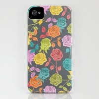 ROSES iPhone Case by Bianca Green | Society6
