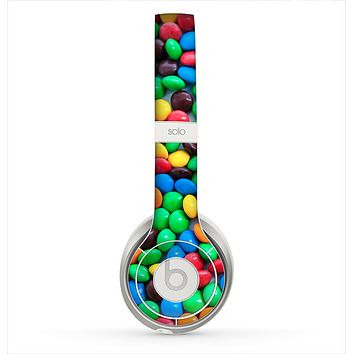 The Colorful Candy Skin for the Beats by Dre Solo 2 Headphones