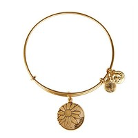 Alex and Ani Cousin Charm Bangle - Russian Gold