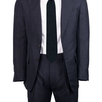 Tom Ford Men's Navy Wool Blend Shelton Two Piece Suit