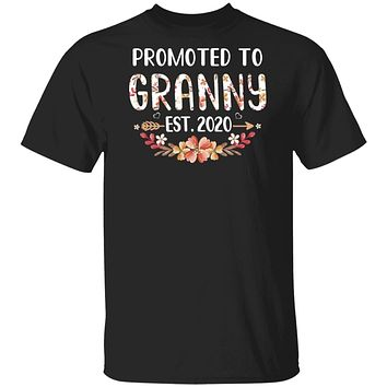 Promoted To Granny Est 2020 Mothers Day New Granny