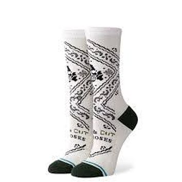 Stance Socks Cut The Rose Womens size 8-10.5
